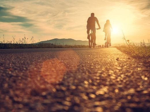 Gesund abnehmen mit Bewegung und Ernährungstipps